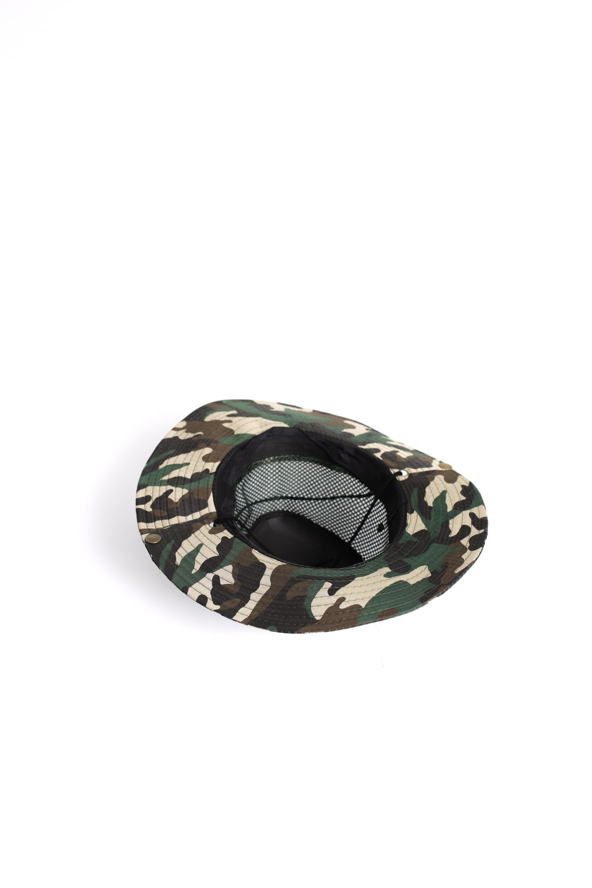 Kamuflaj Bucket Şapka