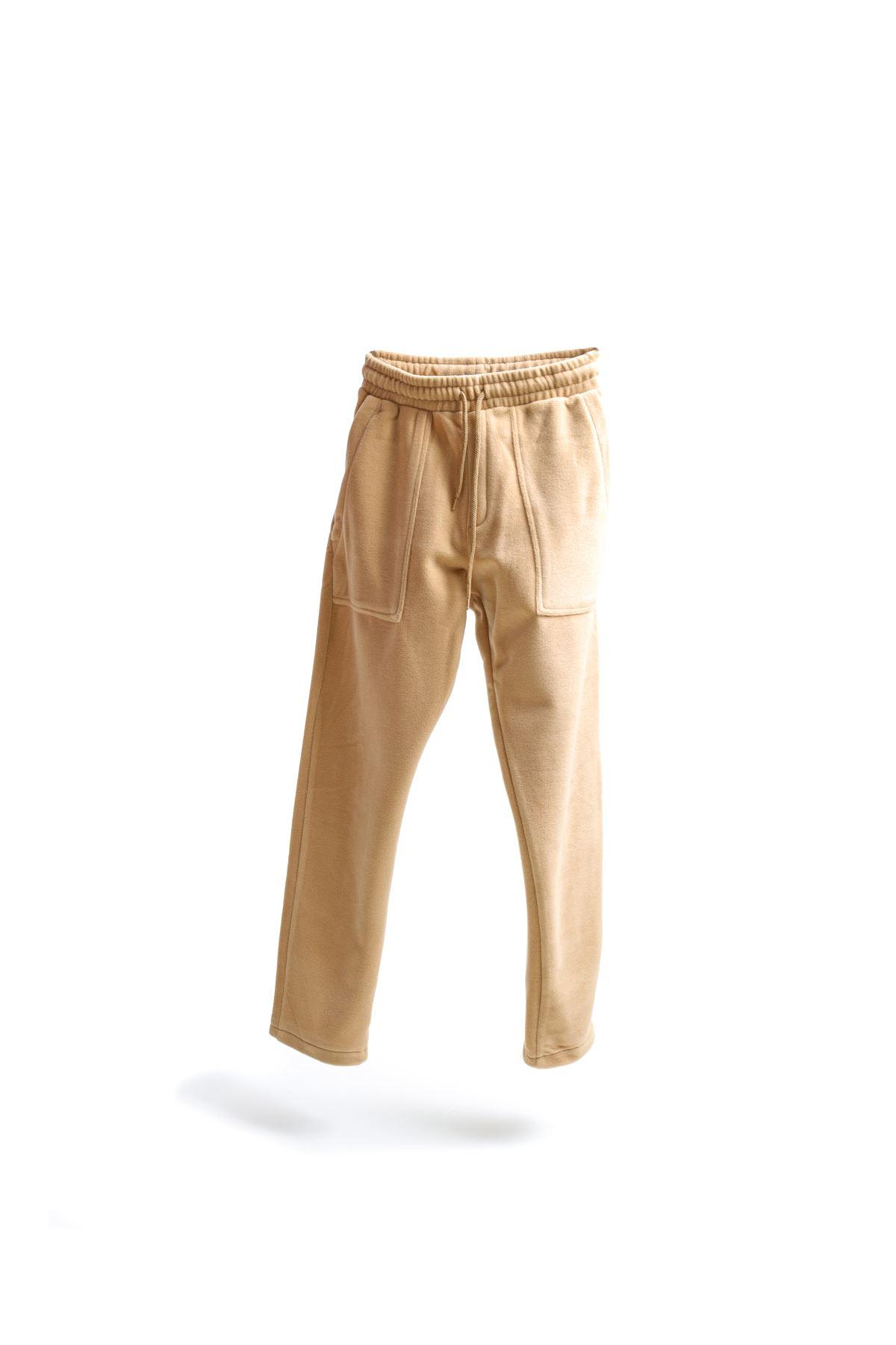 Taba Polar Jogger Pantolon