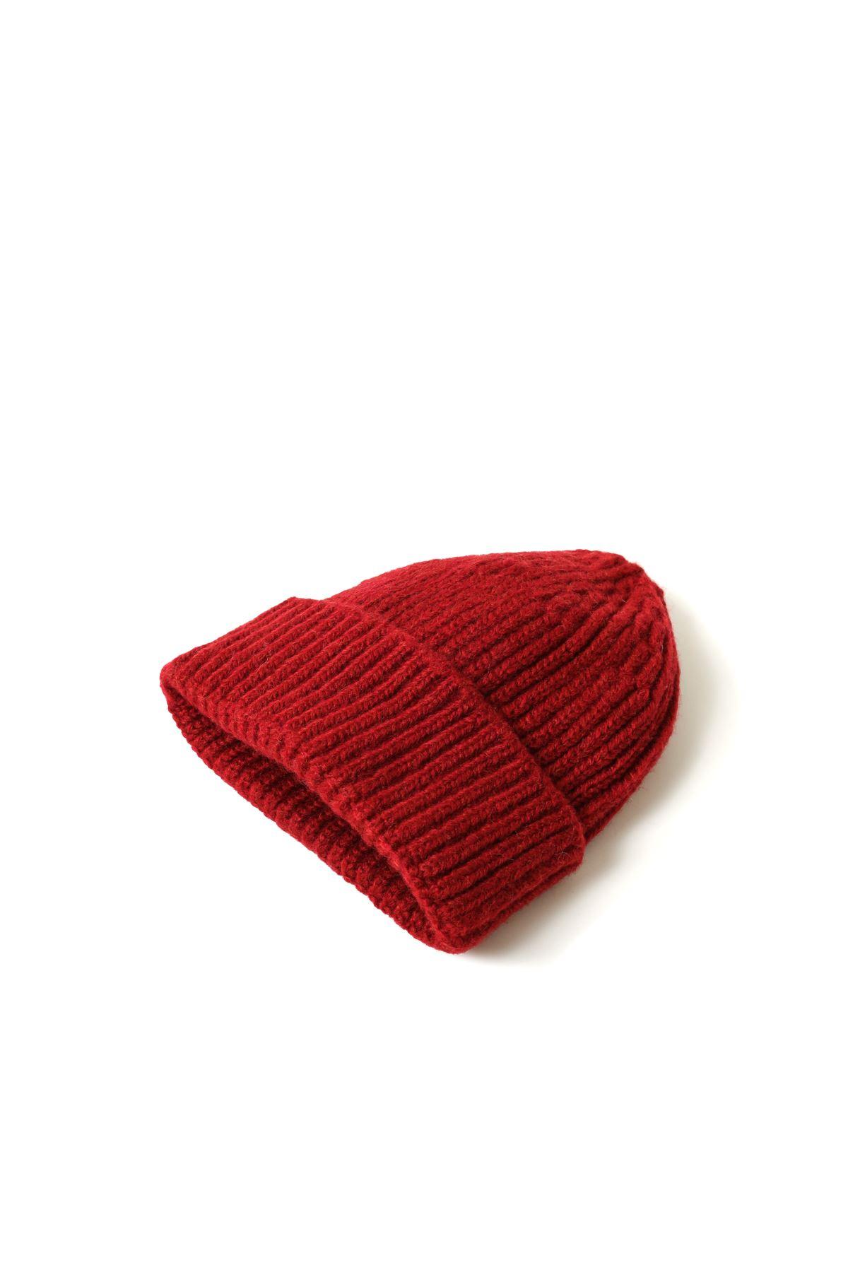 Kırmızı Fitilli Bere