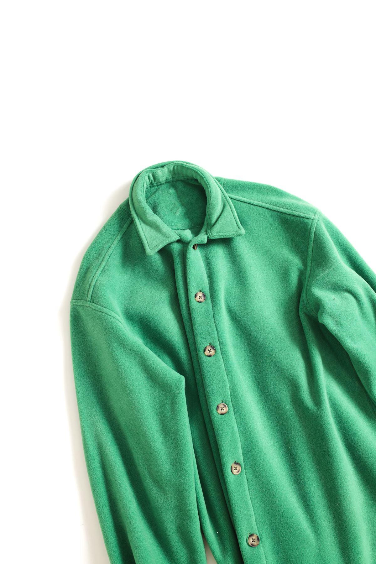 Yeşil Polar Gömlek