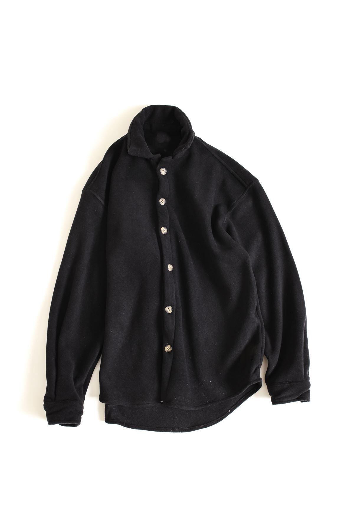 Siyah Polar Gömlek